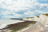 31st May 11:  looking west at the Birling Gap