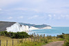 14th Aug 10:  The Seven Sisters from Seaford Head