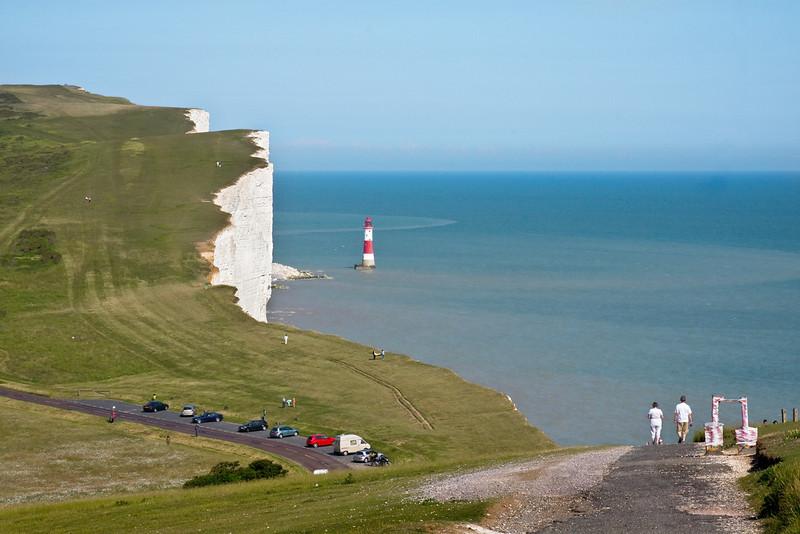 16th Jun 09: Beachy Head lighthouse