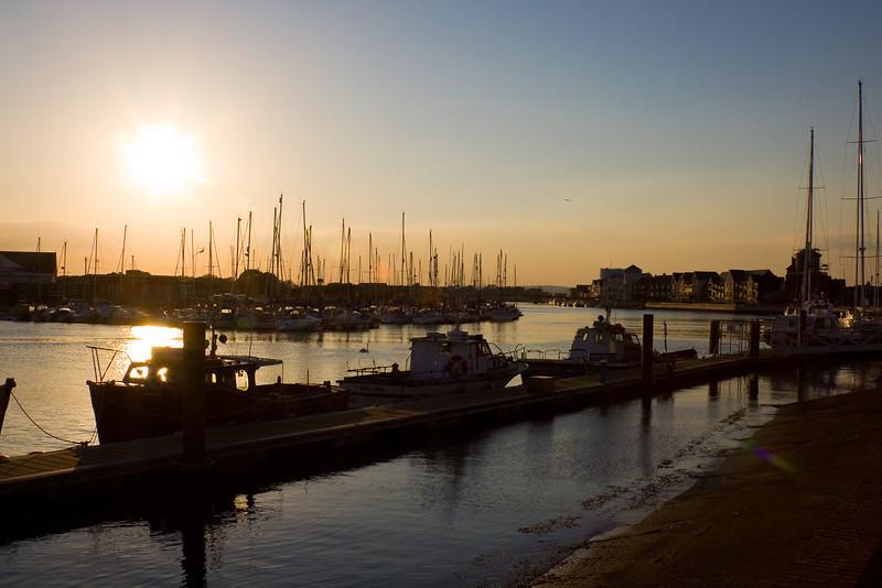 1st Jun 09:  Littlehampton Harbour