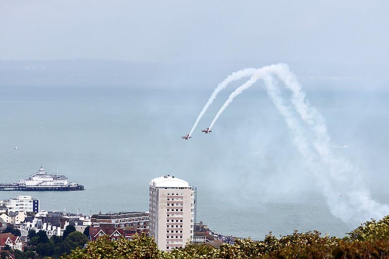 13th Aug 10:  Eastbourne Air show