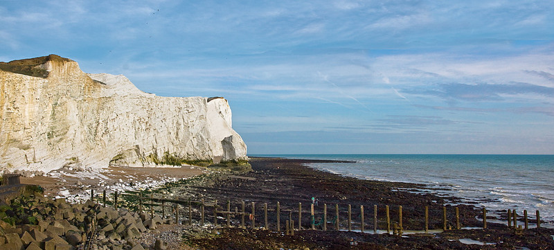 25th Sep 11:  Seaford Head