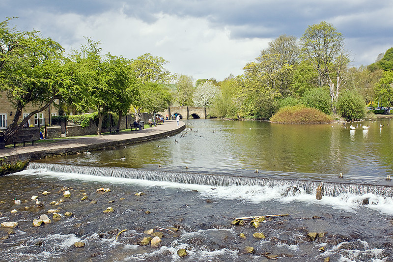 12th May 10: The River Wye, Bakewell