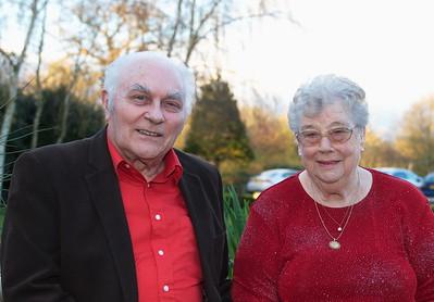Joyce & Maurice Wadsworth - Diamond Anniversary / Joyce's 80th Birthday