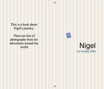 Nigel on Holiday