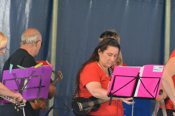 The Southampton Ukulele Band