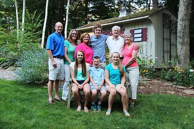 Benjamin Family 081814