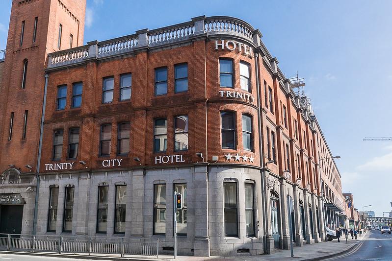 Trinity City Hotel: Dublin, Irland