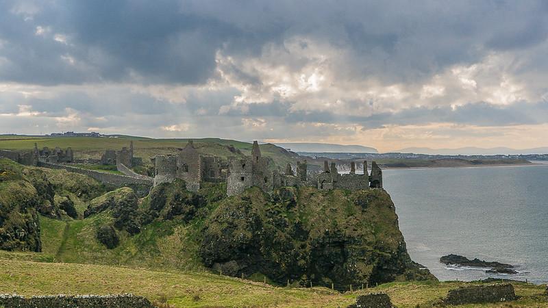 Dunluce Castle: Bushmills, Nordirland