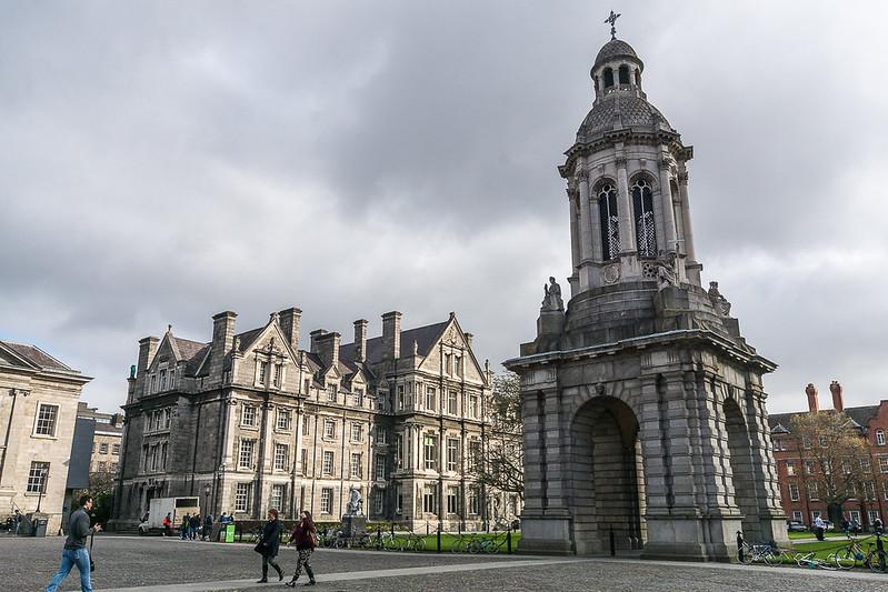 Trinity College: Dublin, Irland