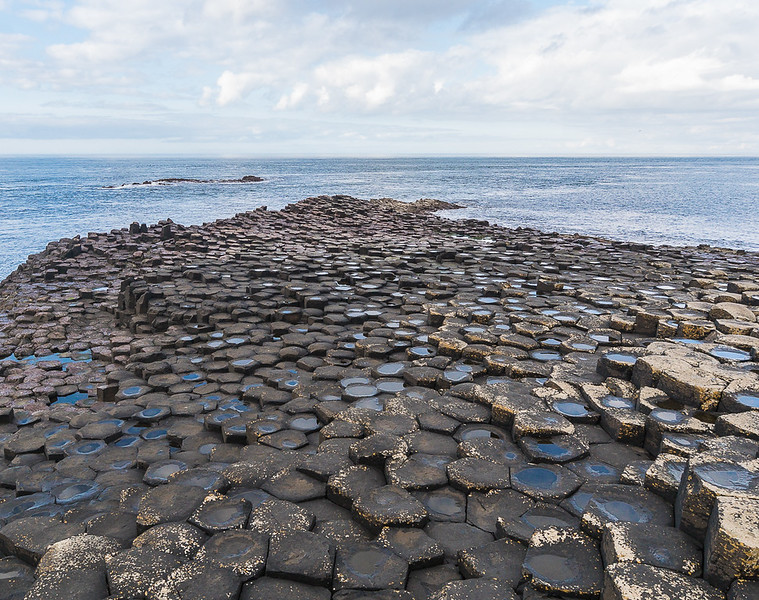 Giant's Causeway: Bushmills, Nordirland