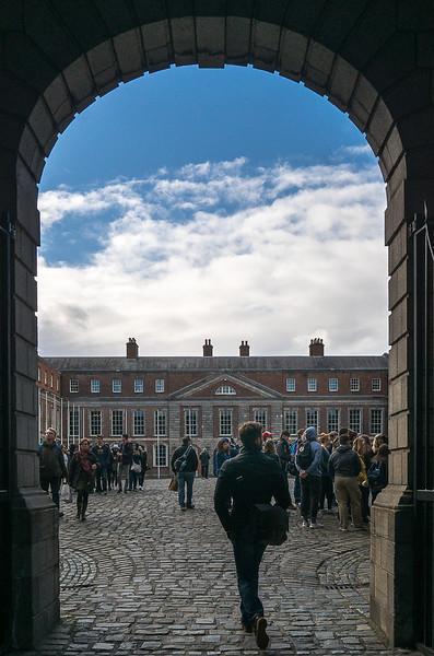 Dublin Castle: Dublin, Irland