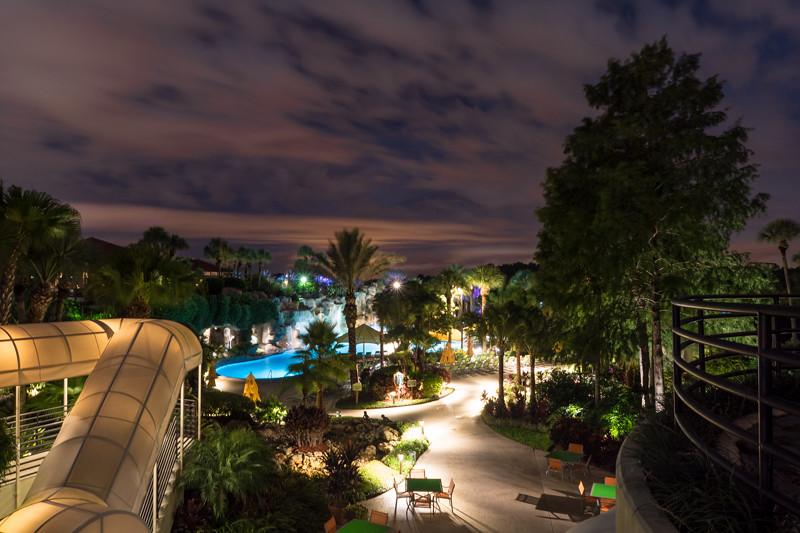 Hyatt Regency Grand Cypress Hotel - Orlando, FL - USA