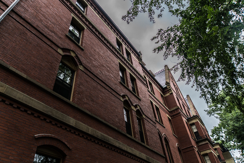 Harvard Yard - Cambridge, MA - USA