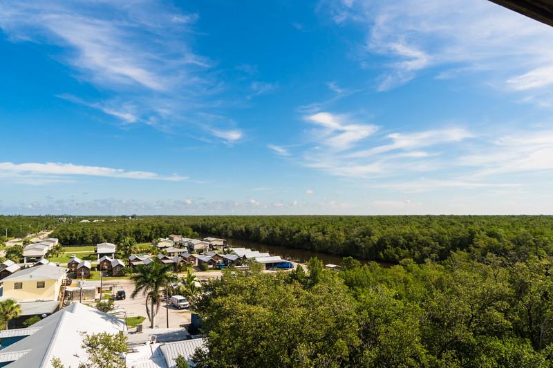 Ernest Hamilton Observation Tower - Everglades, FL - USA