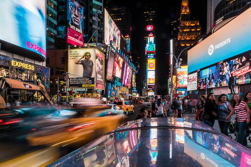 Times Square - New York City, NY - USA