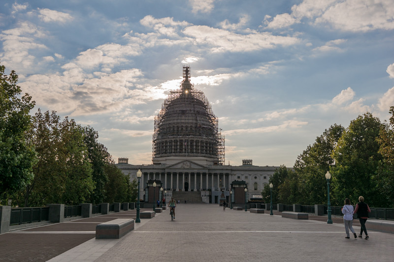 United States Capitol - Washington, D.C. - USA