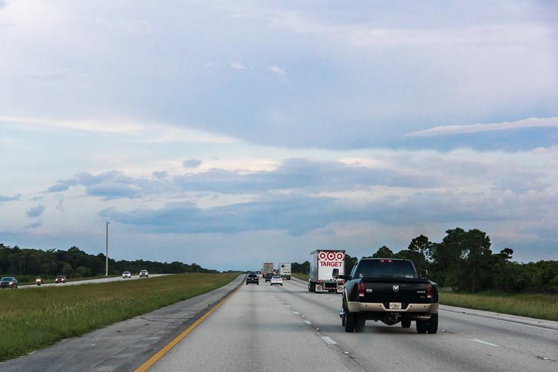 Die Strassen von Florida - Florida - USA