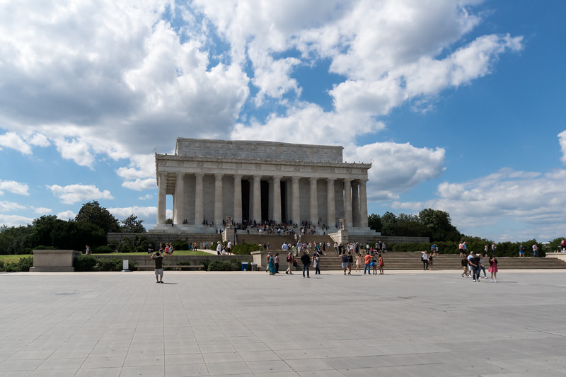 Lincoln Memorial - Washington, D.C. - USA