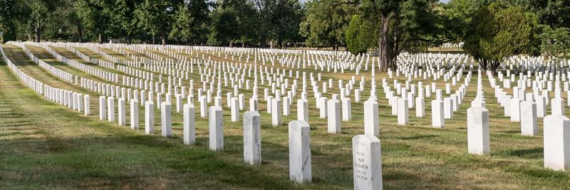 Nationalfriedhof Arlington - Arlington, VA - USA