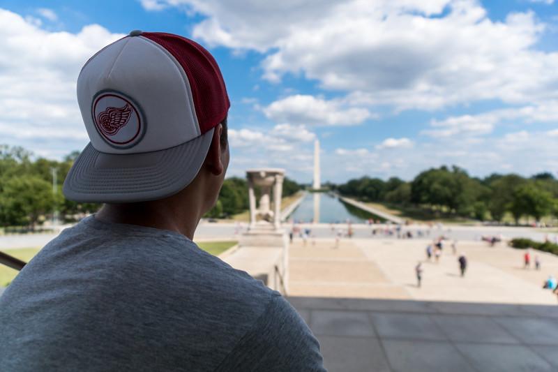 Lincoln Memorial Reflecting Pool - Washington, D.C. - USA