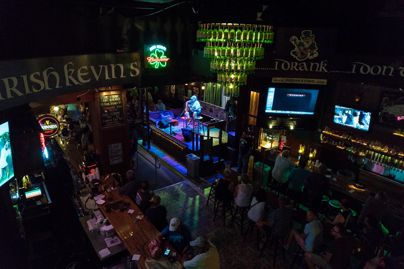Irish Kevins Bar - Key West, FL - USA