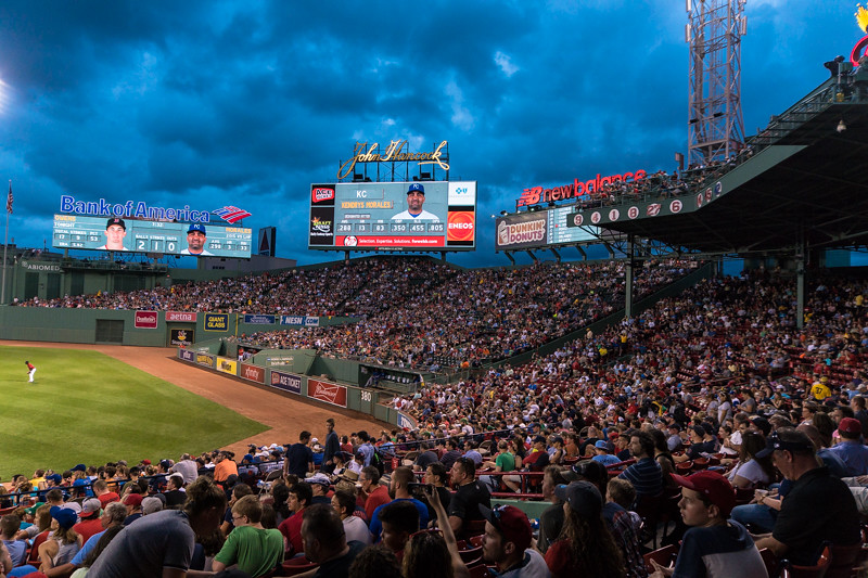 Fenway Park - Boston, MA - USA