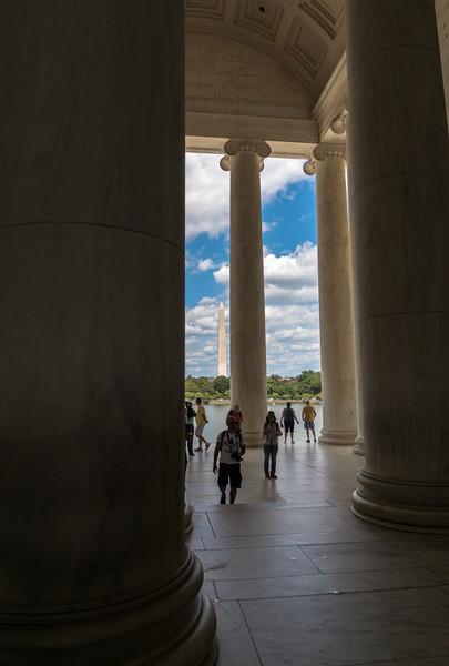 Jefferson Memorial  - Washington, D.C. - USA