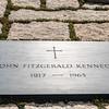 John F. Kennedy Eternal Flame - Fort Myer, VA - USA