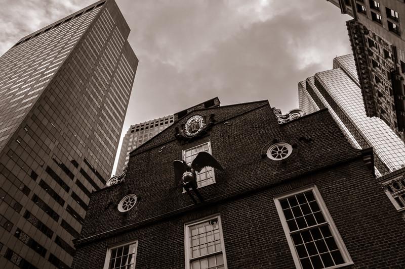 Old South Meeting House - Boston, MA - USA