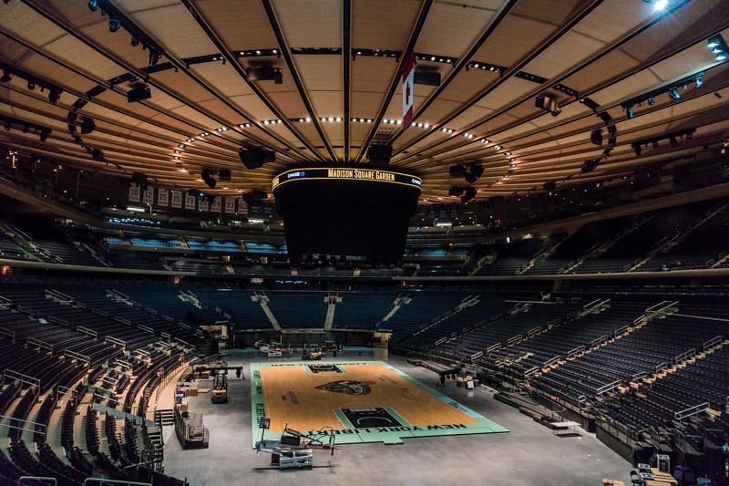 Madison Square Garden - New York City, NY - USA