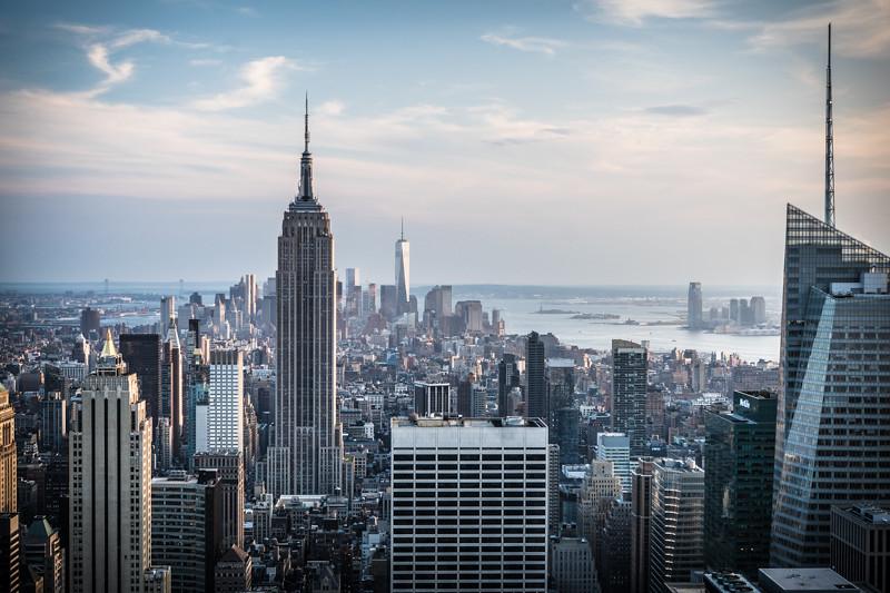 Empire State Building - New York City, NY - USA