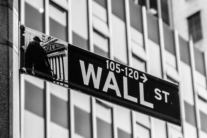 Wall Street - New York City, NY - USA
