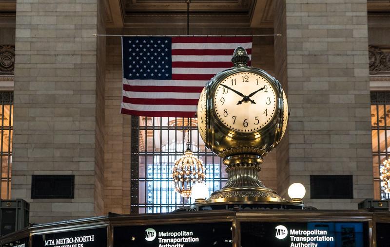 Grand Central Station - New York City, NY - USA