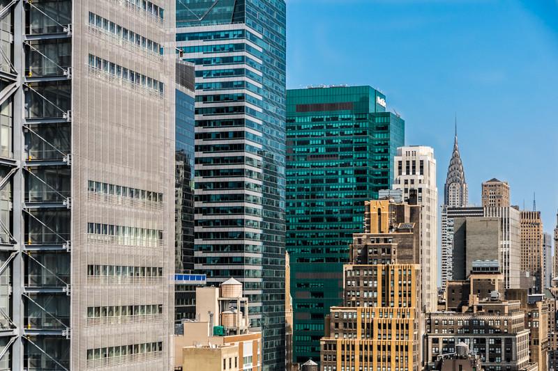 Wolkenkratzer - New York City, NY - USA