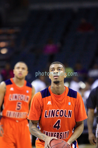 CIAA Basketball March 2013