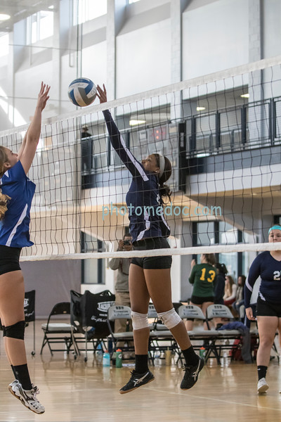 ODU Volleyball 11 11 17