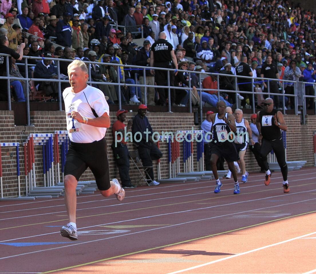 Senior age 75 world record fo 100m