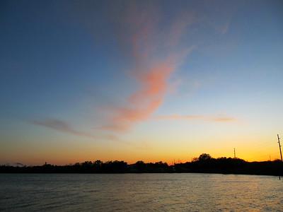 Lake Decatur Sunset