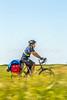 ACA - TransAm rider(s) between Chanute & Coyville, Kansas - C1-0685 - 72 ppi