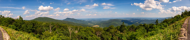 Mount Marshall Pano