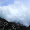 Wave crashing at souther most point 2