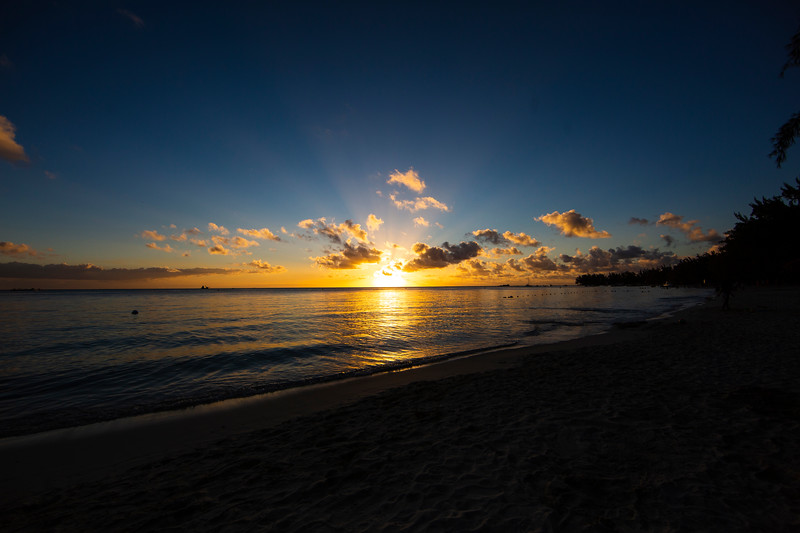 Beach Evening