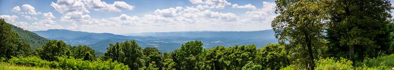 Dickey Ridge Overlook