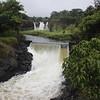 Waterfall in hawaii