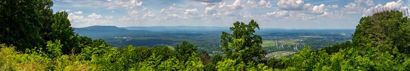 Shenandoah Valley Overlook