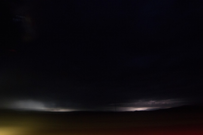 The Storm Far Away