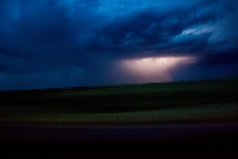 A Bright Flash in a Dark Sky