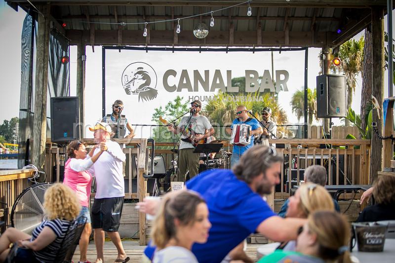 Nonc Nu and Da Wild Matous at the Canal Bar 2017