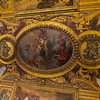 Palace of Versailles<br /> <br /> I took this ceiling photo somewhere in the Palace of Versailles. I can't be more specific on the location and don't know anything about the work. As you can probably tell from my other photos on this website, I like ceilings. The detail can be remarkable and I don't worry about the crowds of tourists getting in the way.<br /> <br /> This was not HDR but a single RAW exposure at f3.5, 800 ISO, 1/60, at 10 mm (16 mm with 1.6 crop factor).